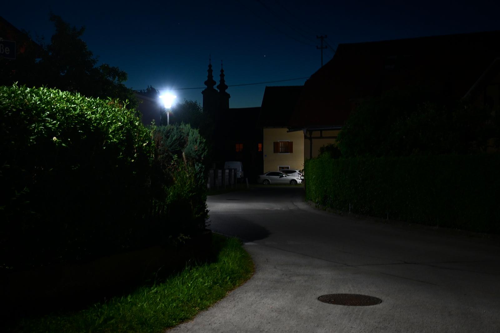 Hinterm Schlosswirt in Ebenthal