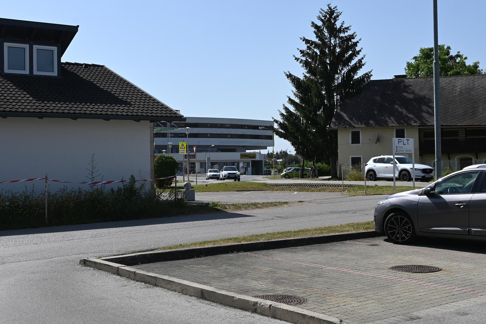 Gradnitz in Ebenthal