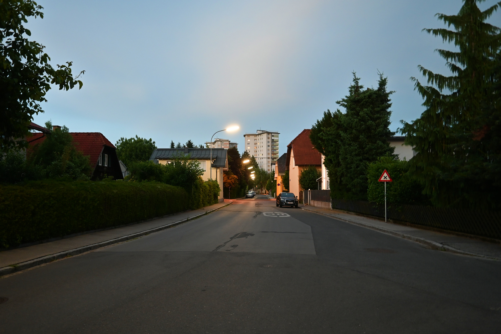 Waidmannsdorf Sternhochhäuser